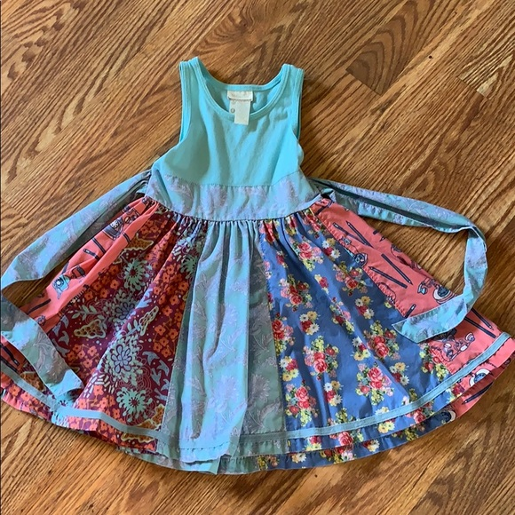 Matilda Jane Other - ☎️ MJC telephone twirl dress ☎️